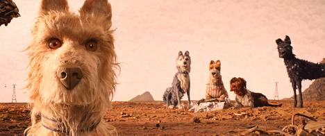 Isle of Dogs -animaatio kertoo japanilaisesta kaupungista, joka kerää koirat eristyssaarelle tautiepidemian takia. Elokuvan Suomen ensi-ilta on 11. toukokuuta.
