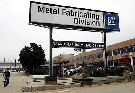 General Motors vähentää taas työpaikkoja