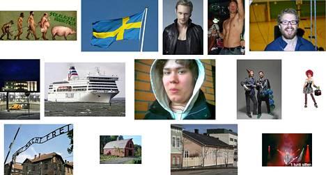 """Google.fi:n ensimmäisen sivun tulos kuvahaulle """"ruotsalainen mies""""."""