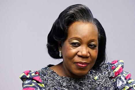 Keski-Afrikan tasavallan väliaikainen presidentti Catherine Samba-Panza osallistui torstaina EU:n ja Afrikan väliseen huippukokoukseen.