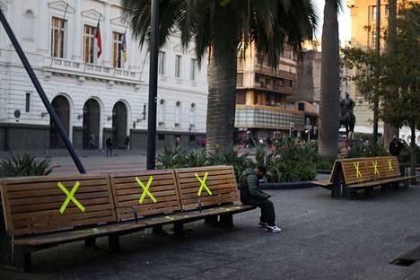 Chilen pääkaupunki Santiago siirtyy sulkutilaan lauantaista alkaen.