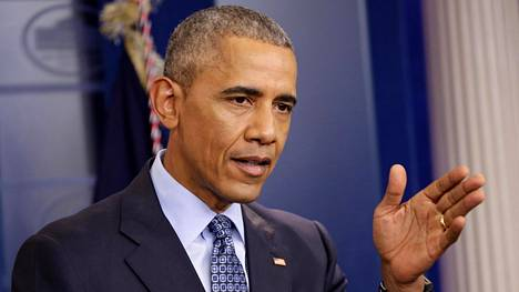 Yhdysvaltojen pian väistyvä presidentti Barack Obama piti viimeisen lehdistötilaisuutensa presidenttinä keskiviikkona.