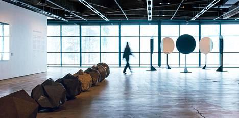 Espoon modernin taiteen museo Emman teoksia voi nähdä digitaalisesti.