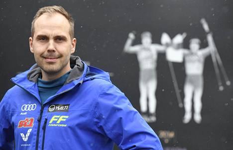 Martin Norrgårdin pesti Suomen huoltopäällikkönä jäi alle vuoden mittaiseksi.