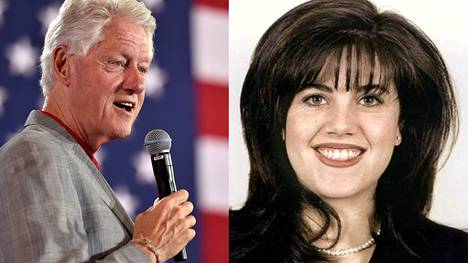 """Trump lyö Clintoneita pettämisellä – Bill Clinton: """"Hän on paras suolan hankaamisessa haavoihin"""""""