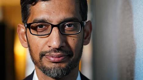 Tekoäly ja kvanttitietokoneet tuovat ihmisille uusia mahdollisuuksia, sanoo Googlen toimitusjohtaja Sundar Pichai.