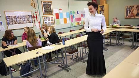 Uskonnonopettaja