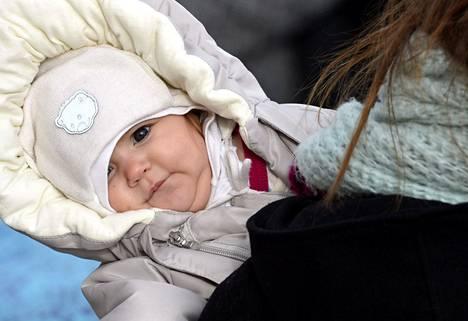 Vauvoja ei synny Suomessa enää entiseen tahtiin.