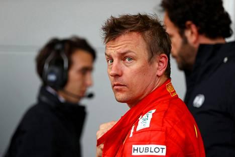 Kimi Räikkönen on aloittanut kauden mainiosti.