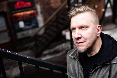 Jari Olavi Rantalan mielestä rikossarjassa tärkeintä on juoni.