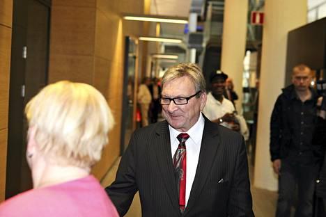Lyly Rajalan ja Helsingin Sanomien välinen oikeuskäsittely jatkuu tänään hovioikeudessa. Asiaa käsiteltiin Helsingin käräjäoikeudessa toukokuussa 2011.