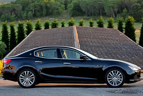 Fiat on tehnyt Maserati-luksusautoja 1990-luvulta lähtien, jolloin se hankki maineikkaan automerkin omistukseensa.