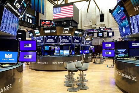 New Yorkin pörssi avautuu tiistaiaamuna Yhdysvaltain aikaa.