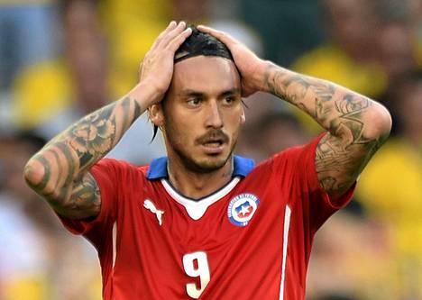 Mauricio Pinillasta oli tulla Chilen sankari.