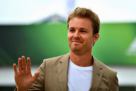 Nico Rosberg kuvattuna 16. heinäkuuta 2017.