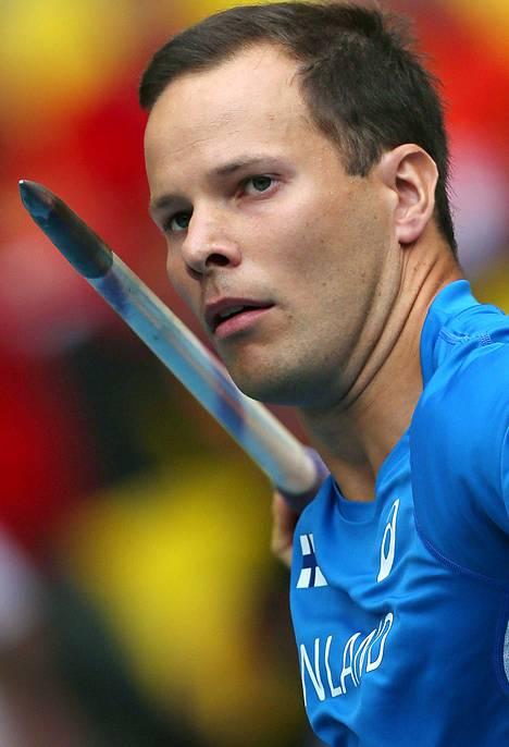 Keihäänheittäjä Tero Pitkämäki vetäisi Saksassa 89,03 metriä. Hän jahtaa 90 metrin rajapyykkiä tällä kaudella vielä Zagrebissa, Brysselissä ja Tukholmassa.