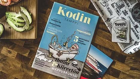 Tamppi 2019 muistuttaa Kodin Kuvalehteä. Kuva on tamppi.fi-sivulta.