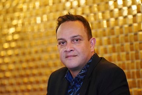 Andy Solomon on mukana omistajana Fat Lizard- ja Treffipub-ravintoloissa.