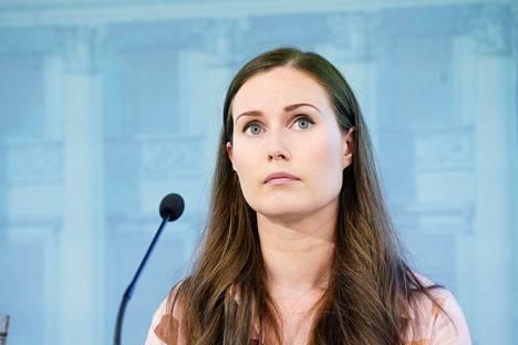 Pääministeri Sanna Marinin puoluetta Sdp:tä äänestäisi nyt 21 prosenttia äänestäjistä, selviää HS:n puoluegallupista.