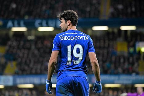 RoPSin uusi hyökkääjä ei valmentaja Juha Malisen mukaan ole Chelseassa pelaavan Diego Costan tasoinen.