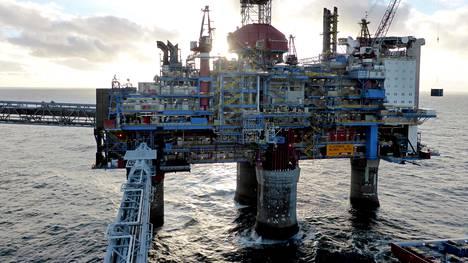 Norjan öljyrahasto saa varoja sijoituksiinsa maan öljy- ja kaasutuotannon voitoista.