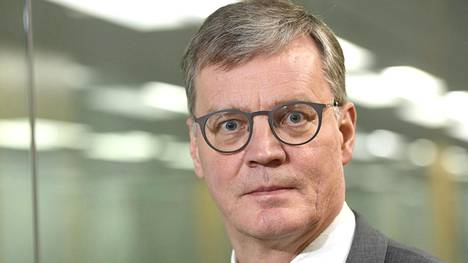 Valmetin toimitusjohtaja Pasi Laine.