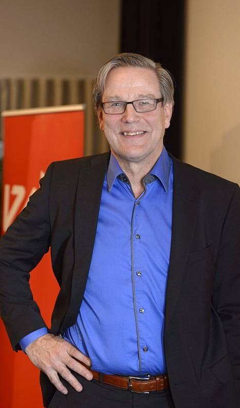 Risto Nieminen valittiin viime lauantaina Valon puheenjohtajaksi.