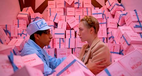 Wes Andersonin viimeisin elokuva on tänä vuonna julkaistu Grand Budapest Hotel.