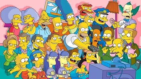 Simpsonit on maailman tunnetuin animaatiosarja. Se on myös Yhdysvaltojen pisimpään jatkunut tilannekomedia. Sarja alkoi joulukuussa 1989. Uusin, 31. tuotantokausi päättyi toukokuussa 2020.