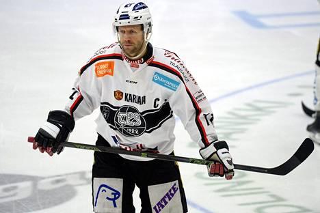 Tomi Kallio teki maalin ja syötti toisen Sportia vastaan.