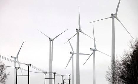 Turkulainen Vitalon Power on kerännyt osakeannilla varoja kymmenen tuulipuiston rakentamiseen.