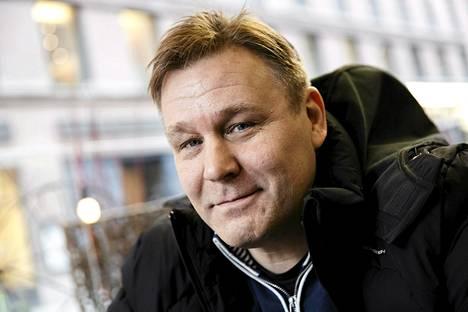 Avangard Omskin valmentaja Raimo Summanen