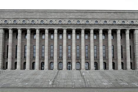 Eduskunta keskusteli kannabiksen käytön rangaistavuuden poistamisesta.