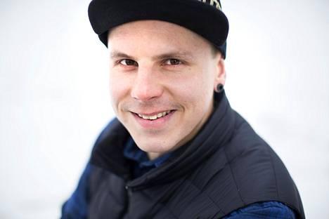 Matti Suur-Hamari unelmoi kilpailevansa vielä vammattomien sarjassa maailmancupissa.
