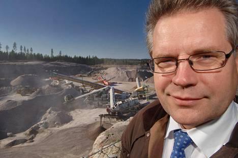 Tuusulalainen Juhani Sjöblom oli Vekkoxin enemmistöomistaja vuoden 2015 keväällä.