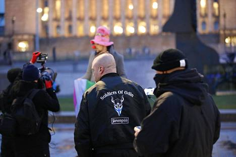 Soldiers of Odin perustettiin Kemissä vuonna 2015. Se kasvoi nopeasti Suomen suurimmaksi katupartiointiliikkeeksi.