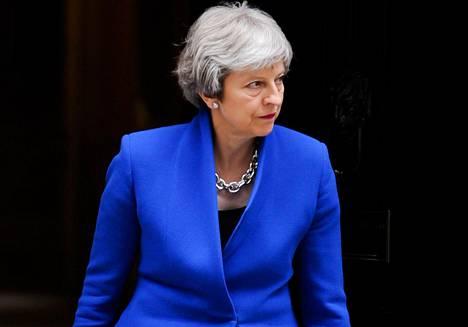 Pääministeri Theresa Mayn kanta on, että Britanniassa asuvat runsaat kolme miljoonaa EU-kansalaista ovat tervetulleita jäämään maahan brexitin jälkeenkin.