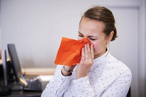 Sisäilmaongelma voi olla kotona työpaikalla tai missä tahansa paikassa, jossa oireita saanut viettää aikaa.