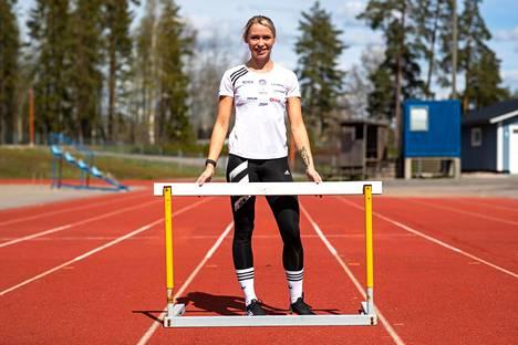 Annimari Korte pohtii uransa jatkamista jopa Pariisin olympialaisiin 2024.