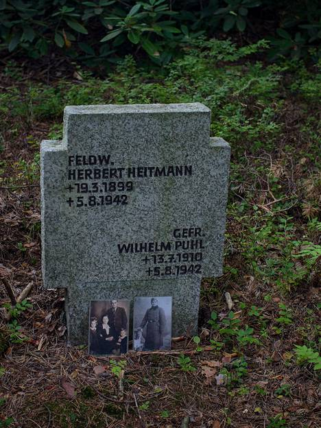 Wilhelm Puhlin ja Herbert Heitmannin kotimatka päättyi karmealla tavalla. Molemmat kuolivat todennäköisesti Ähtärin junaonnettomuudessa vuonna 1942.