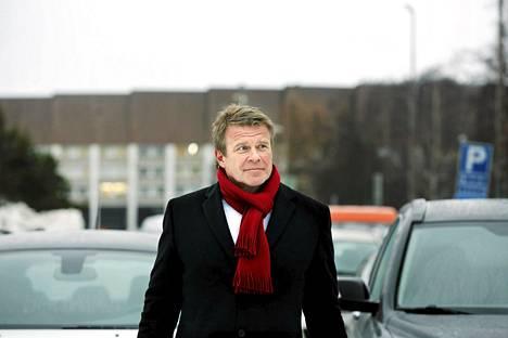 HIFK:n hallituksen puheenjohtaja Timo Everi pitää asunnoista haettavaa voittoa kohtuullisena.
