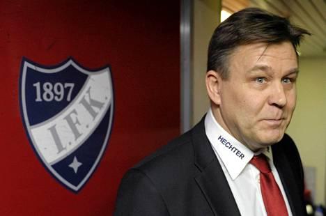 Raimo Summasen toinen valmennusrupeama HIFK:ssa päättyi potkuihin.