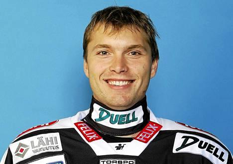 Tomas Plihal on nyt Kärppien mies.