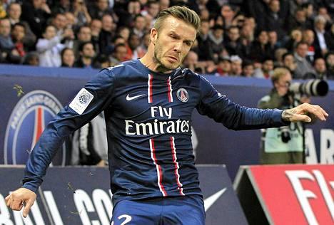 David Beckham on maailman äveriäin futaaja.