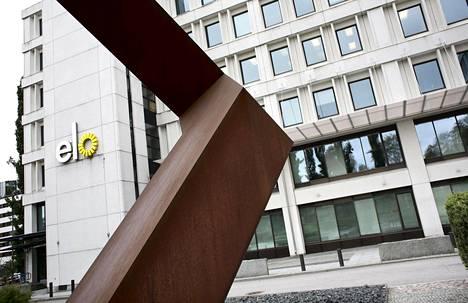Eläkevakuutusyhtiö Elon pääkonttori sijaitsee Espoon Tapiolassa.