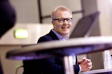 Lehto Groupin toimitusjohtaja Hannu Lehto.