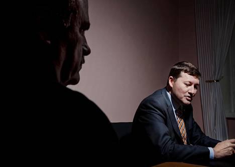 Euroopan komission pääsihteeri Martin Selmayr tutustui Suomen EU-puheenjohtajuuden järjestelyihin Helsingissä tiistaina.