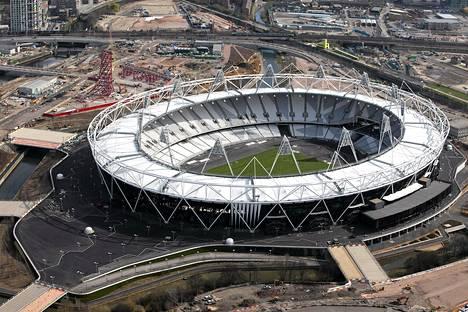 West Ham olisi halunnut muuttaa majansa Lontoon uudelle olympiastadionille.