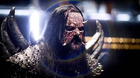 Mr. Lordi eli Tomi Putaansuu ihmettelee, miten kotimaasta on tullut Lordi-yhtyeelle niin vaikea maa.