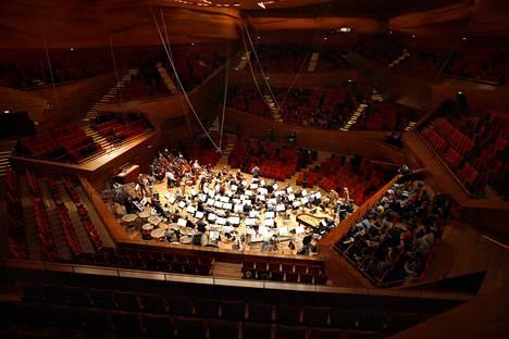Kööpenhaminan konserttitalo avattiin tammikuussa 2009.